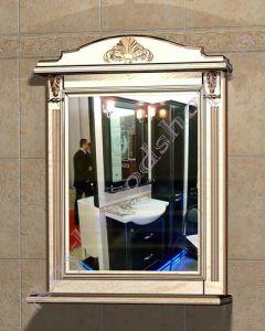 "Зеркало  ""Руссильон PROVENCE-75 светлое дерево"""
