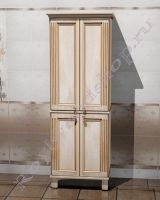 """Шкаф для ванной комнаты """"Челси-2 Уорвик-2 береза"""""""
