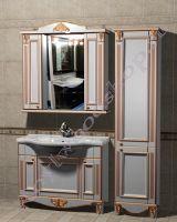 """Французская мебель для ванной """"Руссильон PROVENCE-100 светлое дерево"""""""